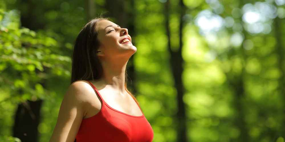 importance of deep breathing