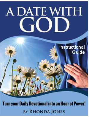A Date with God Devotional