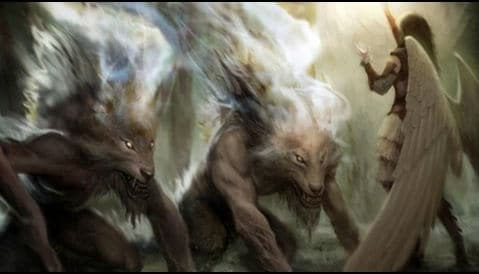 How demons operate in spirit realm