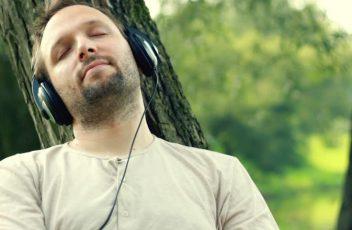 christian meditating