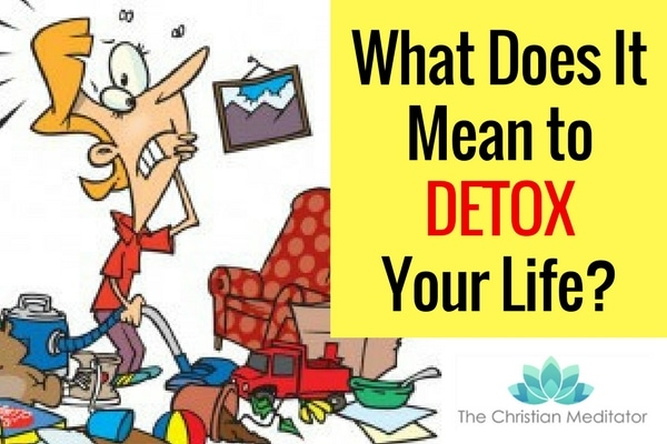 what does it mean to detox your life