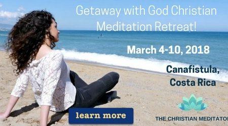 God Getaways Christian Meditation Retreat