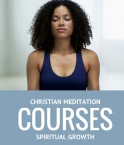 christian meditation courses