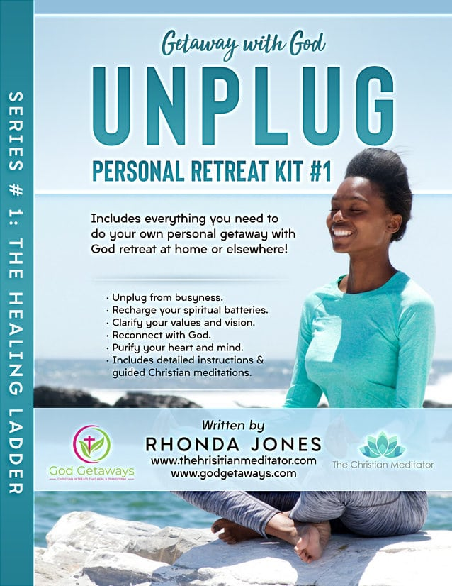 Unplug Retreat Kit Cover