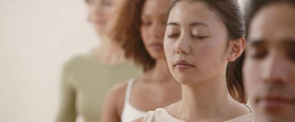 christian meditation group