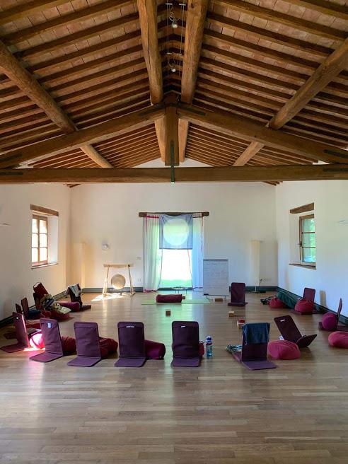 christian yoga retreat