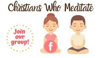 Christians Who Meditate Facebook Group