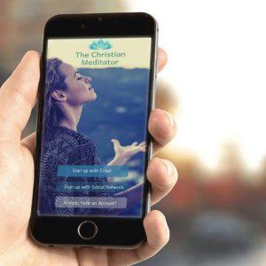 christian meditation app