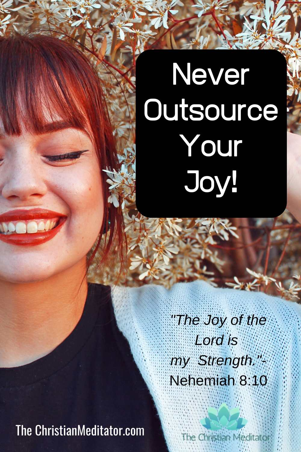 Stop outsourcing your joy