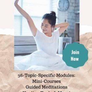 Be Still and Know Meditation Membership