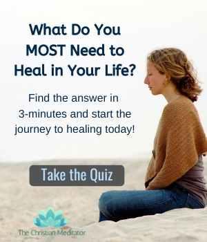 Spiritual Healing Quiz