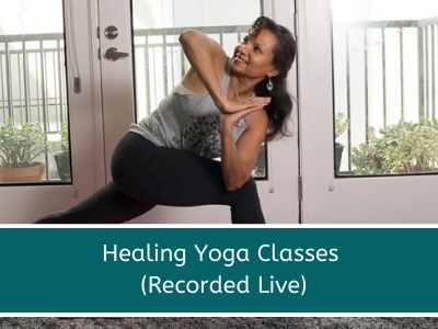 christian healing yoga