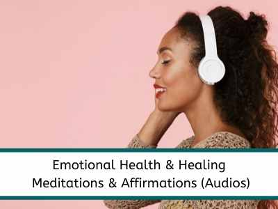 christian meditation and emotional health healing