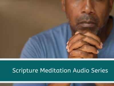 scripture meditation audio course