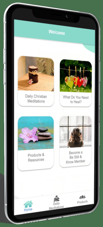 christian meditator meditation app