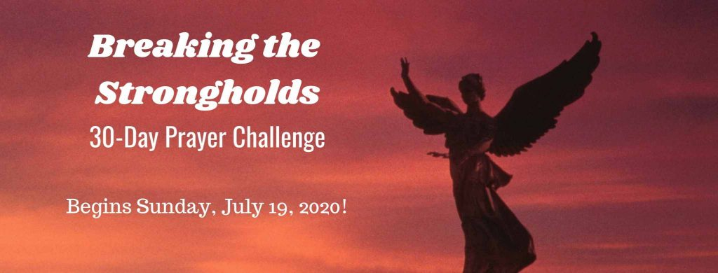 30 day prayer challenge