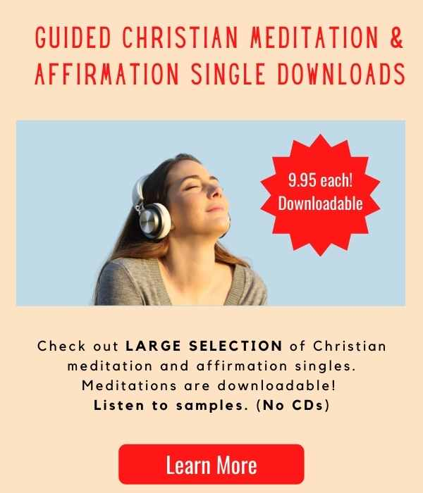 CHRISTIAN MEDITATION DOWNLOADS