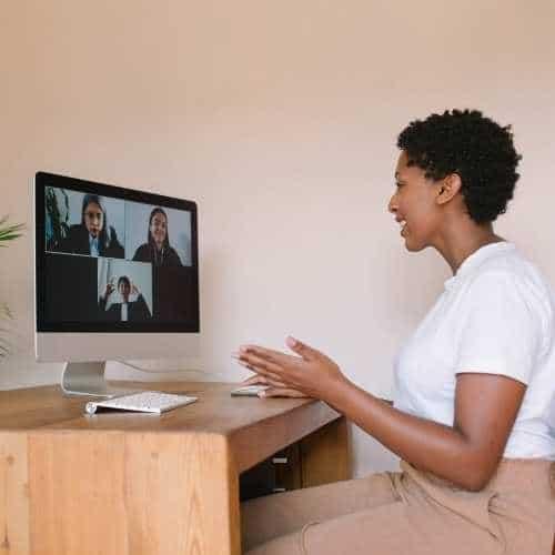 online zoom coaching calls