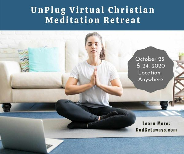 christian meditation online retreat