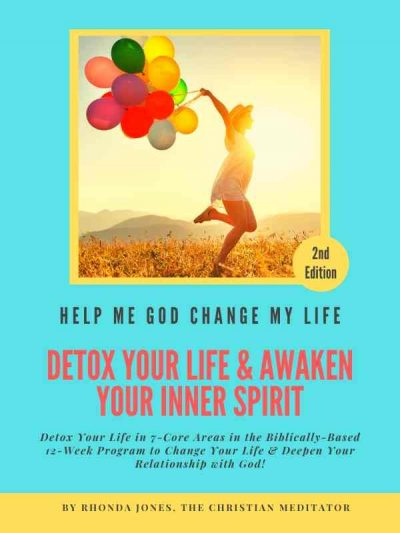 detox your life and awaken you inner spirit